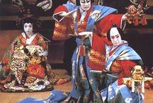 Old World Japan / by Maryke VanBeuzekom