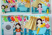 Casa muñecas libro