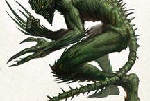 D&D - Monsters