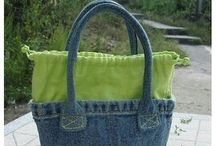 sewing ideas, bags