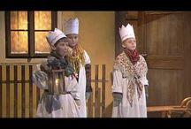 Školka - Zima - Tři králové