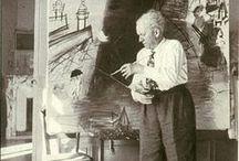peintres: photos