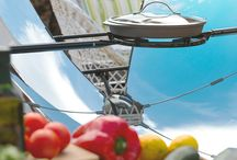 Solar Kitchen / Get inspired by how you can use solar energy to power your delicious cooking.