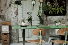 Industrial meets boho