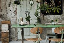 Green&Flower