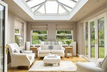 A Touch of Glass / Classy conservatory ideas.