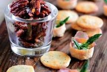 Snacks / Hungry between meals? We've got some delicious snacking ideas for you! #HSmag