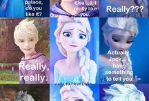 jack a Elsa