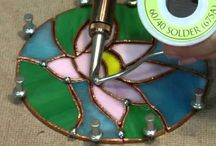 Glassarbeid/Glass work