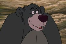 baloo bear and jasmine princess