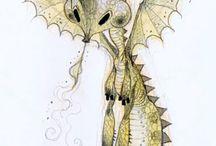 Sárkányok/Dragons