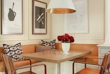 banquette / by Julie Holloway