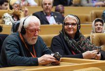Tehran #WFTGA convention #Tehran #Iran #WFTGA2017 #UNWTO #SURFIRAN http://surfiran.com/wftga017