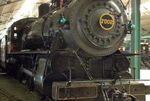 Locomotivas a vapor