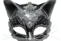 Animal masquerade masks