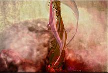 Lichtmalerin-U.G.´s  Bildwerke P1 / Fotoarbeiten der besonderen Art