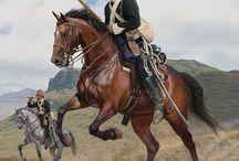 katonai lovasság