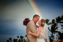 Beach Weddings / Beautiful inspiration for an unforgettable beach wedding.