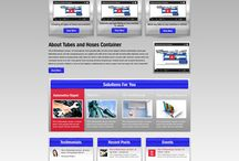 Tubes N Hoses Custom Web Design / CI Web Group welcomes you to our collection of web designs, interior pageds, custom social media banner pages and cover photos.