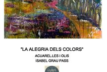 My exhibitions of Art