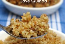 CLEAN EATING quinoa / by Jo Ross