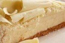 Torta d chocolate branco