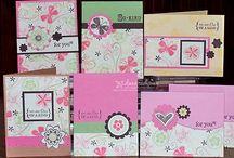 Card sets / by Jenny Markgraf