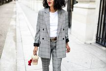 Young women casual wear