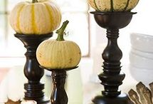 Fall And Thanksgiving Decorating