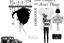 Clothing Ideas / by Tanika Lovely
