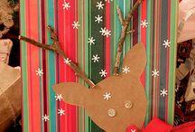 Gift wrap ideas / by Beverly Dizzine