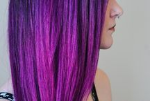 Colorful Ombres