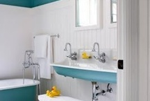 Bathroom ideas / by Sheila Johnston