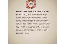 Benefits of consuming Our Products / Benefits of consuming Djenar Natural Body Scrub