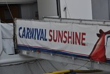 Carnival Sunshine Naming In New Orleans / Carnival Sunshine is positioned to sail a series of 7-day itineraries from New Orleans that feature popular Eastern and Western Caribbean ports.  It's the like-new ship's first North American assignment since going through a $155 million makeover which, for all practical purposes, brings a brand new ship to the Big Easy.