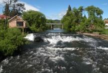 Deloraine Tasmania / Deloraine, home of the Tasmanian Craft Fair and popular rural town for visitors.