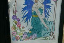 desenhos coloridos ;)