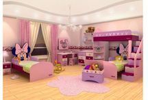 Children's dream bedrooms