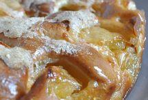 gâteaux pommes croustillants