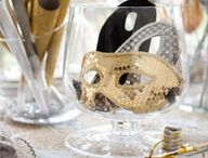 Theming | New Year's Eve - Masquerade