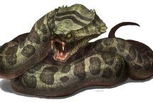 Φίδια Τιτάνεs