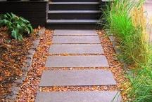 Sidewalks / Patios / Decks
