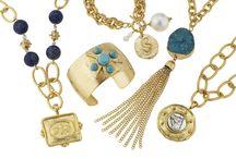 Druzy Quartz / Susan Shaw Jewelry incorporating druzy quartz