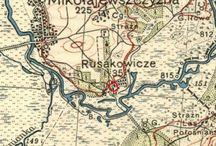 Baranowicze / Stołpce / Rusakowicze
