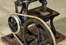 Macchine cucire vecchie