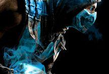 Mortal Kombat / by ブライアン· ロドリゲス