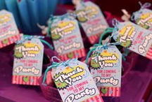 Molly's Shopkins 6th Birthday
