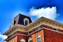 Guess The Roof Line / Downtown St. Catharines has some beautiful historic architecture.  Just look up and discover craftsmanship and details which are often overlooked.