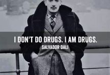 dali quotes/inspiration