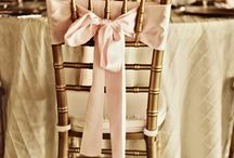 Chair Decor For Weddings & Events